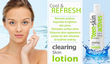 Clearing Skin Lotion
